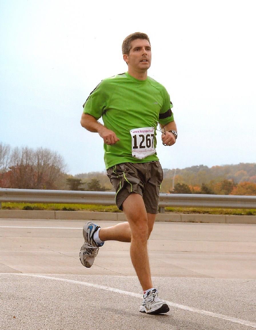 Brent Running 2012