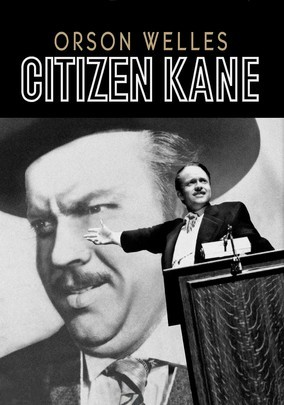 Cover of Citizen Kane.