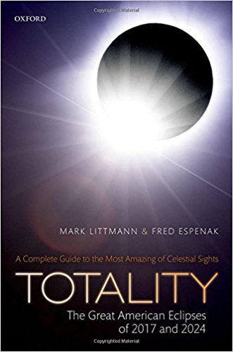 "book Jacket for book called ""totality"""
