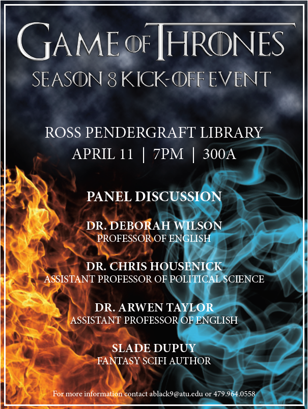 poster of the event featuring fire and ice meeting in the middle